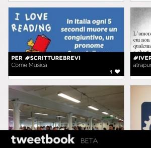 In poche parole un universo di emozioni. Un tweetbook di @comemusica per #scritturebrevi