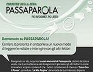 Nasce Passaparola di corriere.it