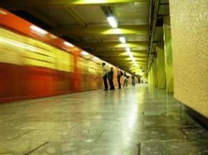 La metro non aspetta
