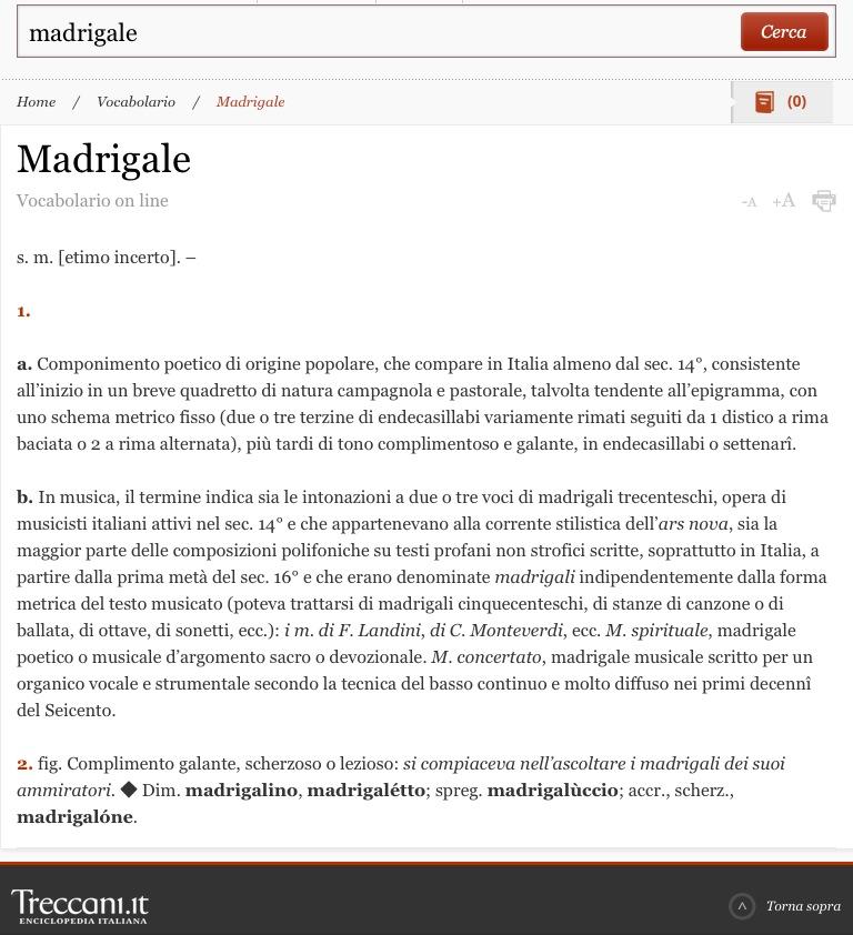 MadrigaleDef