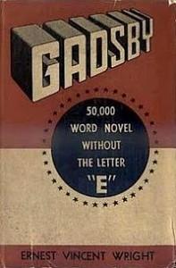 L'innominato: Big Gadsby (Lipogramma, Che Carattere!)
