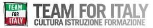 Team for Italy (Libro delle Firme)