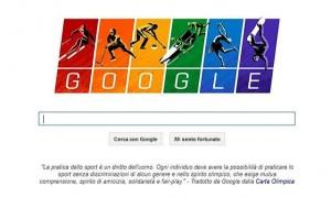 Scusate se è troppo (sul doodle olimpico)