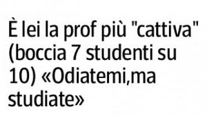 Salve prof! Con @terminologia