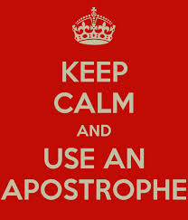Happy #apostropheday (Che carattere!)