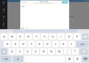 """Ciao bella"" a chi? (#scritturebrevi per #iOS8)"