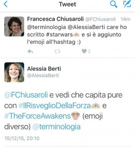 Gemelli diversi (The Emoji Column)