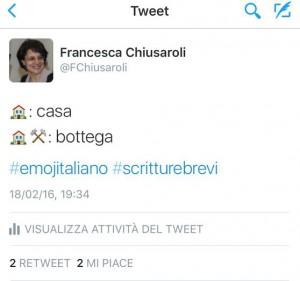 Casa e bottega (The Emoji Column, #emojitaliano)