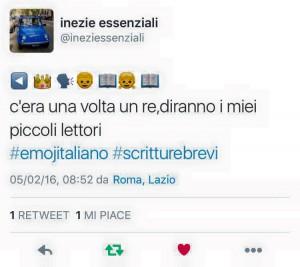 #Pinocchio in #emojitaliano (The Emoji Column)