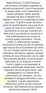 grillo o non grillo (Pinocchio in #emojitaliano)