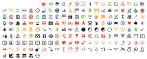 Gli emoji nella storia (The Emoji Column)