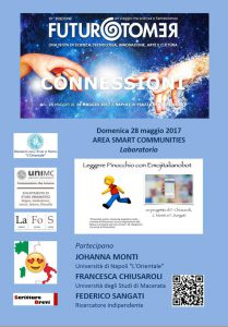 Pinocchio in Emojitaliano a Futuro Remoto 2017