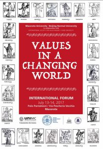 Values in a changing world