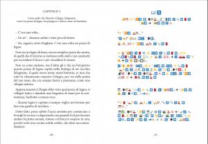 Pinocchio in Emojitaliano: il libro